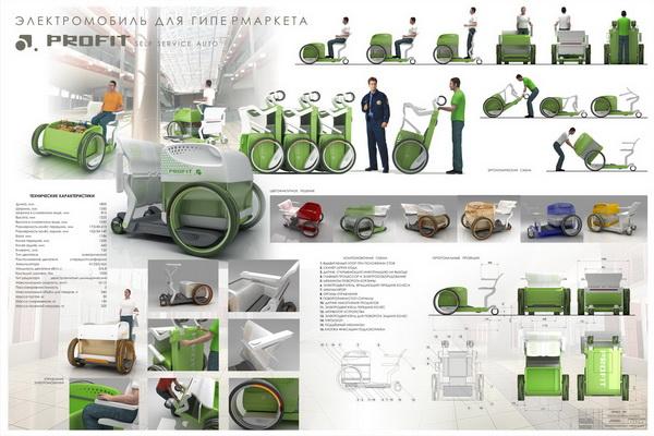 Промышленный дизайн дипломные проекты 546